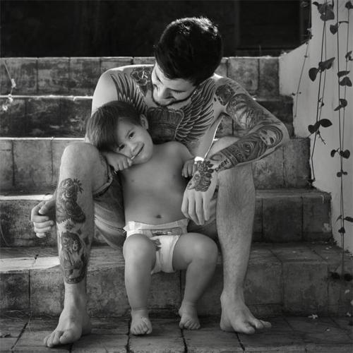 Pais e maes tatuados - Tattooed Parents 15