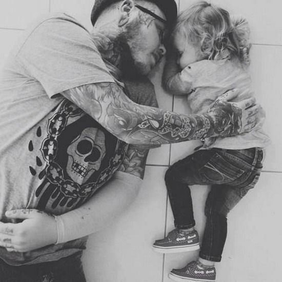 Pais e maes tatuados - Tattooed Parents 27