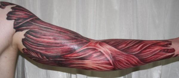 Tatuagens criativas nos braços 09