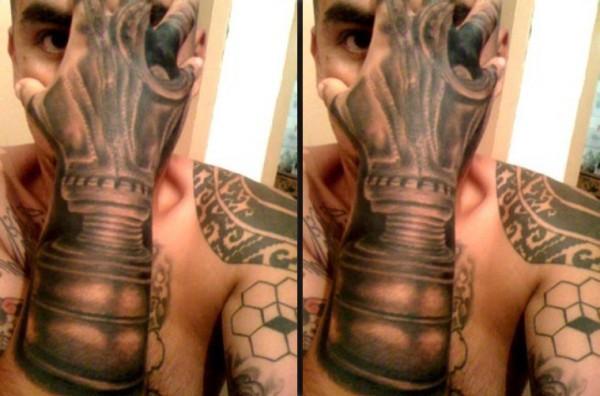 Tatuagens criativas nos braços 11