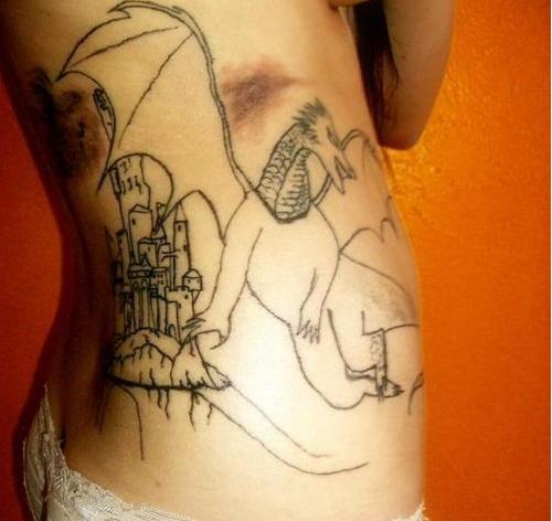 Tatuagens feias como a da Bárbara Evans 02