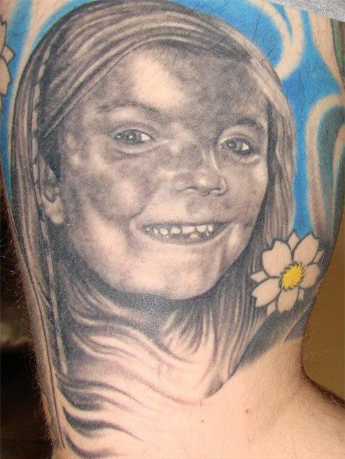 Tatuagens feias como a da Bárbara Evans 10
