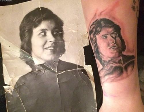 Tatuagens feias como a da Bárbara Evans 11