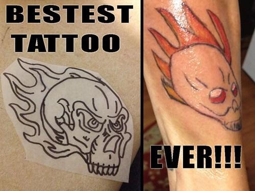 Tatuagens feias como a da Bárbara Evans 14