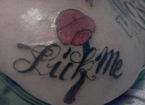 Tatuagens feias como a da Bárbara Evans 18