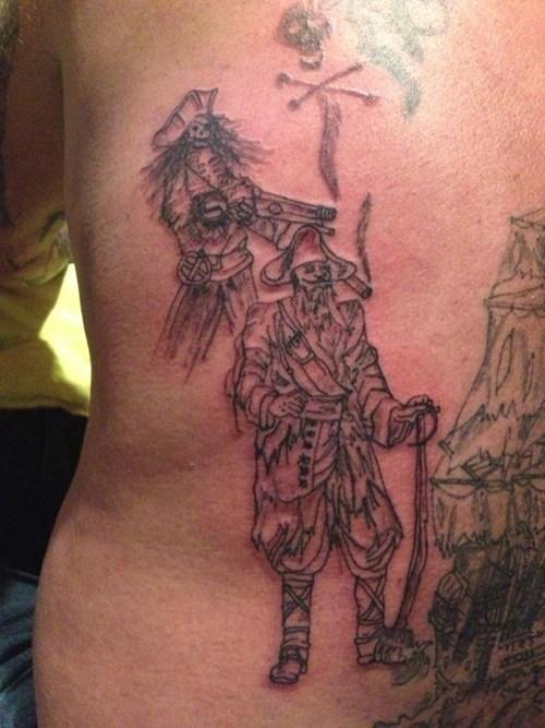 Tatuagens feias como a da Bárbara Evans 19