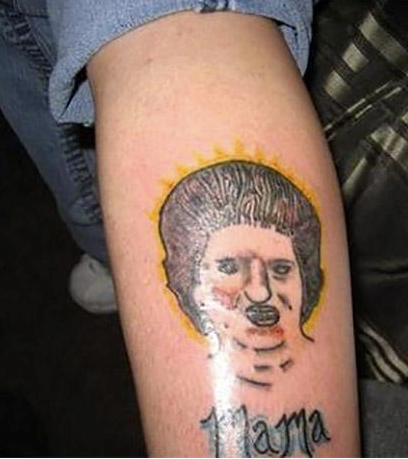 Tatuagens feias como a da Bárbara Evans 20