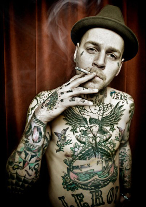 12-tattooed-man-smoking