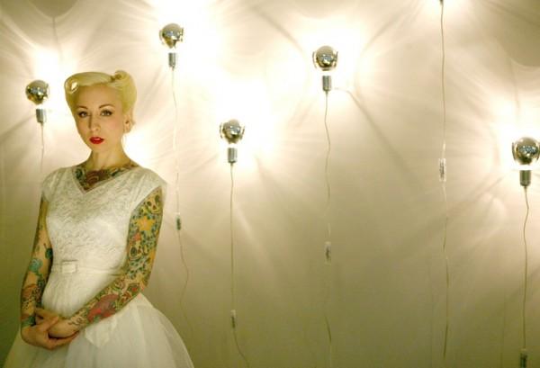 Fotos de Noivas Tatuadas 14