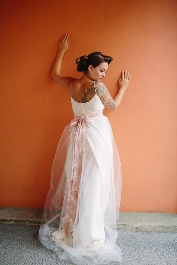 Fotos de Noivas Tatuadas 15