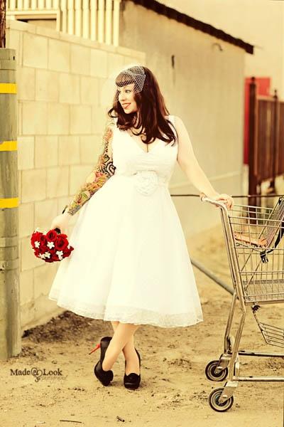 Fotos de Noivas Tatuadas 22