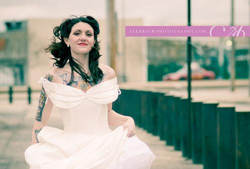 Fotos de Noivas Tatuadas 24