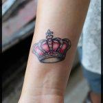 53 Tatuagens de coroas