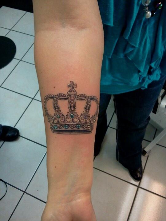 Tatuagem de coroa 02