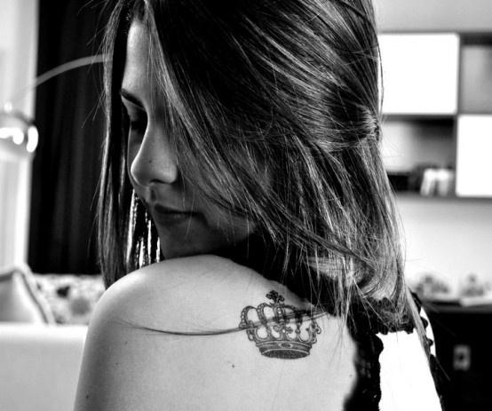 Tatuagem de coroa 37