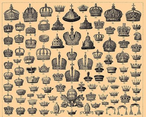 Tatuagem de coroa 47