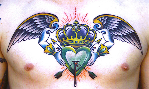 Tatuagem de coroa 52