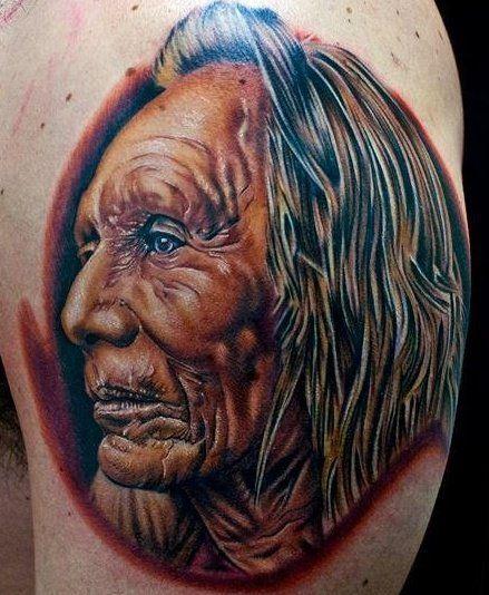 Tatuagens de Indio - Tatuagens de India 02