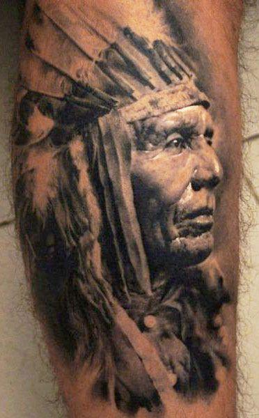 Tatuagens de Indio - Tatuagens de India 03