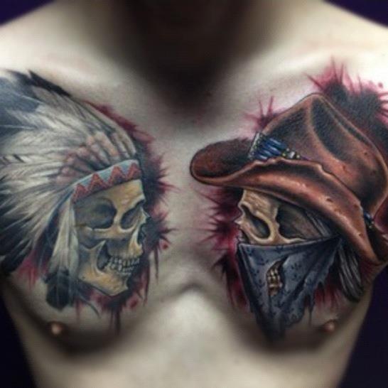 Tatuagens de Indio - Tatuagens de India 04