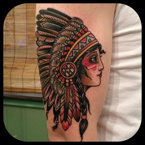 Tatuagens de Indio - Tatuagens de India 05