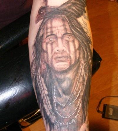 Tatuagens de Indio - Tatuagens de India 09