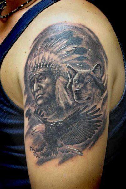 Tatuagens de Indio - Tatuagens de India 13