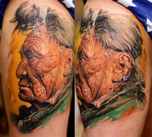 Tatuagens de Indio - Tatuagens de India 14