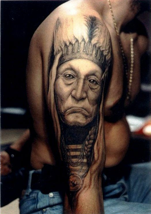 Tatuagens de Indio - Tatuagens de India 15