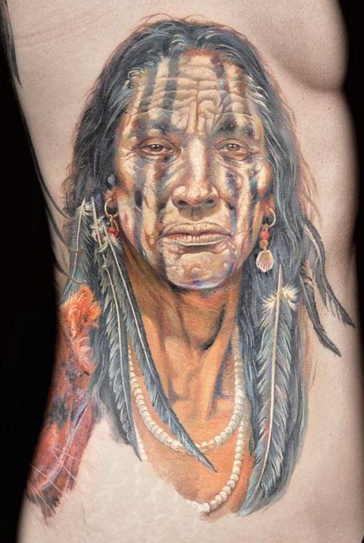 Tatuagens de Indio - Tatuagens de India 16