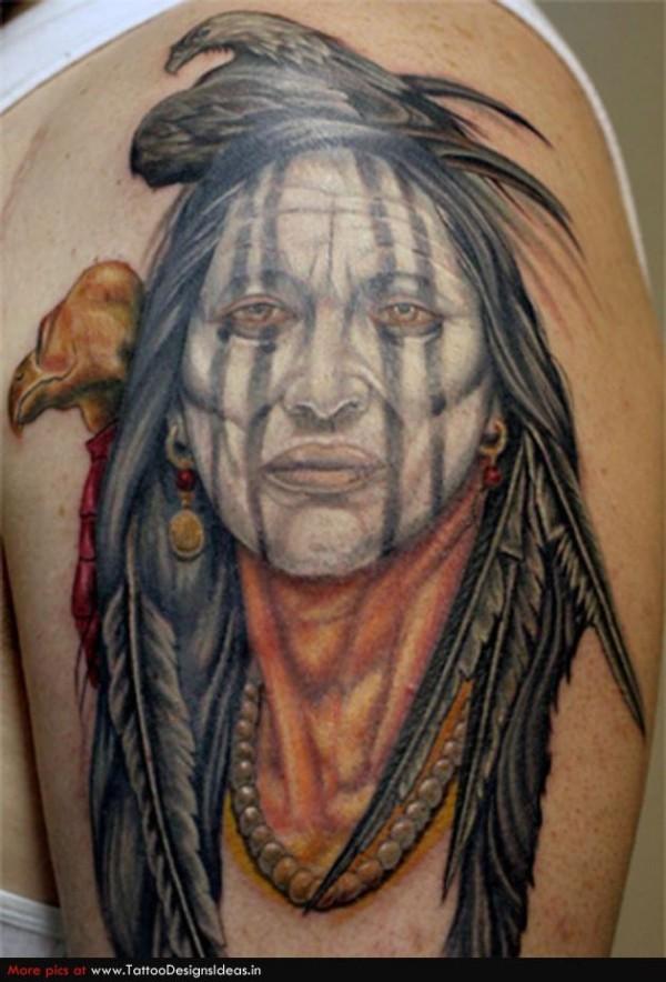 Tatuagens de Indio - Tatuagens de India 17