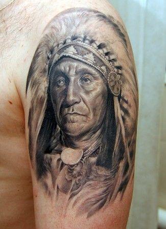 Tatuagens de Indio - Tatuagens de India 19