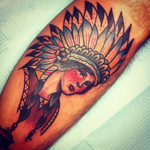 Tatuagens de Indio - Tatuagens de India 20