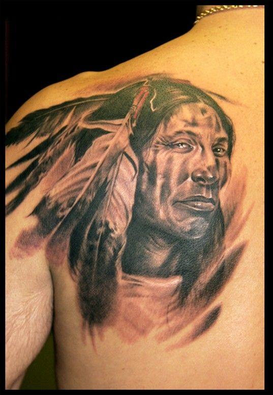 Tatuagens de Indio - Tatuagens de India 22