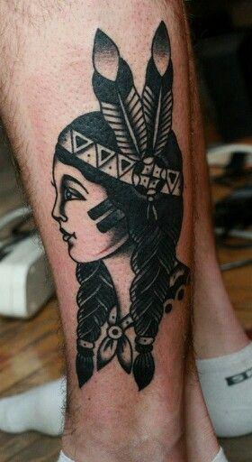 Tatuagens de Indio - Tatuagens de India 24