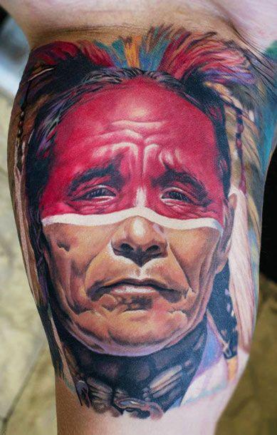Tatuagens de Indio - Tatuagens de India 25
