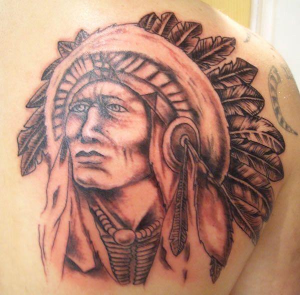 Tatuagens de Indio - Tatuagens de India 26