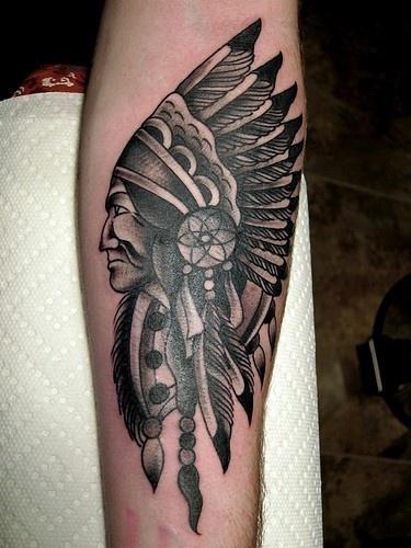 Tatuagens de Indio - Tatuagens de India 27