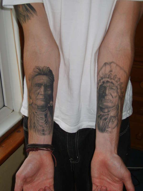 Tatuagens de Indio - Tatuagens de India 28