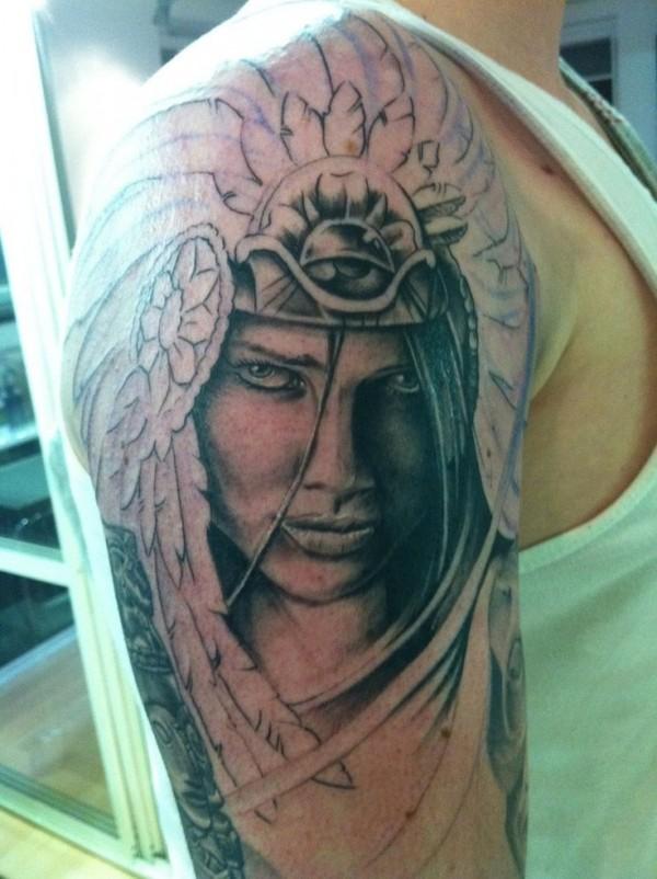Tatuagens de Indio - Tatuagens de India 29