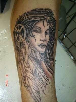 Tatuagens de Indio - Tatuagens de India 30