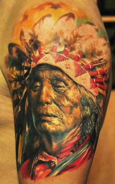 Tatuagens de Indio - Tatuagens de India 31
