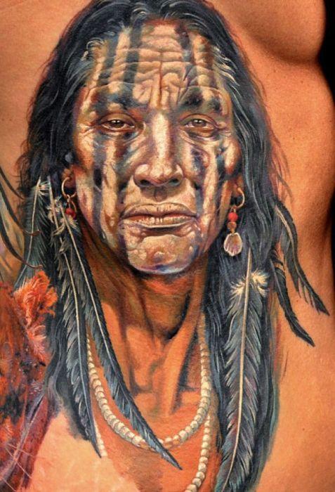 Tatuagens de Indio - Tatuagens de India 32