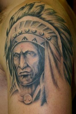 Tatuagens de Indio - Tatuagens de India 33