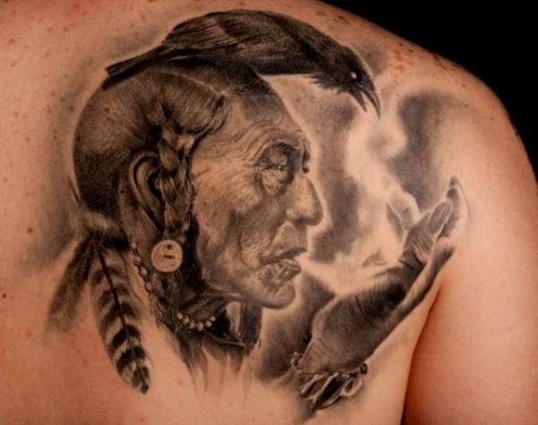 Tatuagens de Indio - Tatuagens de India 34