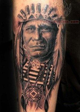 Tatuagens de Indio - Tatuagens de India 37