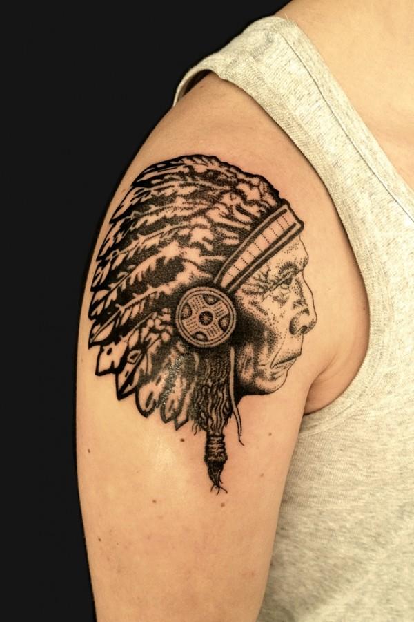 Tatuagens de Indio - Tatuagens de India 38