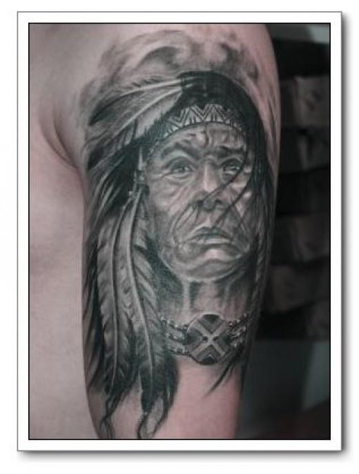 Tatuagens de Indio - Tatuagens de India 39