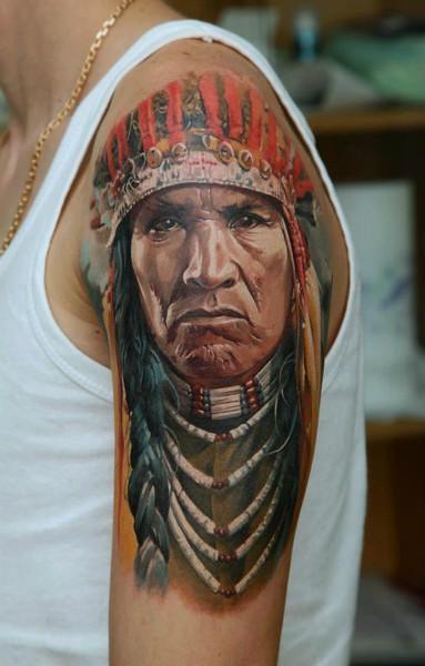 Tatuagens de Indio - Tatuagens de India 41