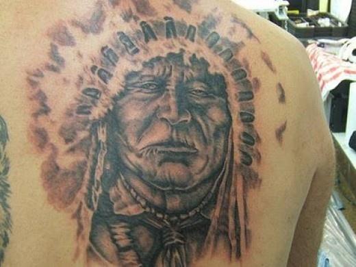 Tatuagens de Indio - Tatuagens de India 42
